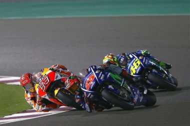 'MotoGP memang Butuh Rivalitas Vinales vs Marquez'