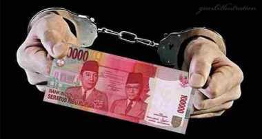 Polisi Ciduk 2 Tersangka Korupsi Dana Bansos