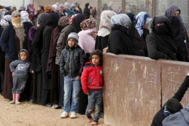 Total Jumlah Pengungsi Suriah Mencapai 5 Juta Orang