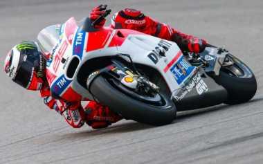 Kecewa dengan Hasil GP Qatar 2017, Lorenzo Mengaku Harus Perbaiki Gaya Balapannya
