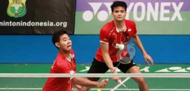 Meski Melaju ke Babak Perempatfinal India Open 2017, Angga/Ricky Mengaku Sempat Kewalahan