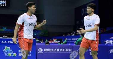 Hadapi Pasangan asal Taiwan di Perempatfinal India Open 2017, Angga/Ricky Tetap Waspada