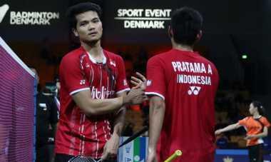 Jajaki Babak Perempatfinal India Open 2017, Angga/Ricky Targetkan Melaju hingga Final