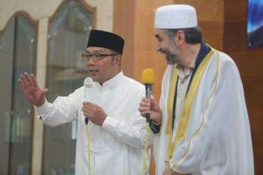 Program Subuh Berjamaah di Bandung Dihadiri oleh Imam Besar Washington