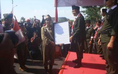 NEWS STORY: Kisah Dahsyat Front Alun-Alun Contong Surabaya yang Terpendam