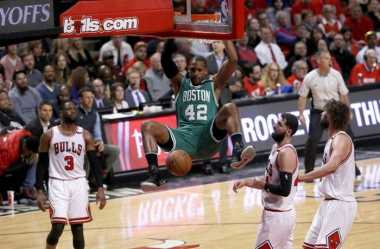 Celtics Bungkam Bulls di Game Ketiga