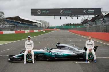 Tampil di Rusia, Duo Mercedes Akan Balas Kekalahan