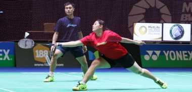 Sama seperti Singapura Open 2017, Indonesia Tanpa Wakil di Final China Masters 2017