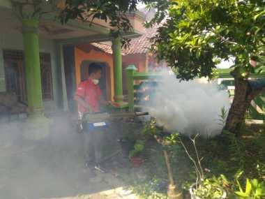 Permintaan Fogging Tinggi, Rescue Perindo Jateng Lebarkan Sayap di Grobogan