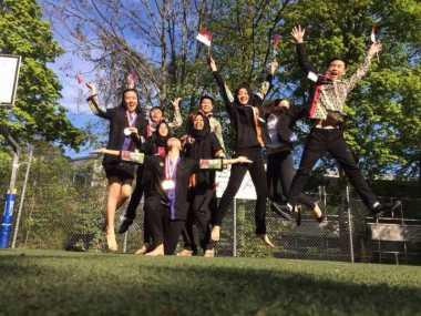 Mantap! Pelajar Indonesia Raih Medali di Ajang ICYS 2017