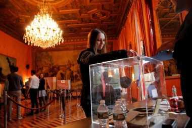 Pemungutan Suara Pilpres Prancis Dimulai dengan Keamanan Ketat