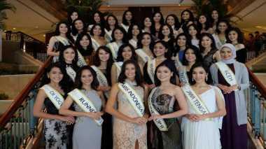MISS INDONESIA 2017: Ini Pesan Liliana Tanoesoedibjo kepada Finalis dan Miss Indonesia 2017 di  Farewell Lunch