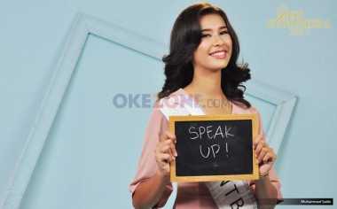 MISS INDONESIA 2017: Ini Lho Sosok Achintya Nilsen, di Mata sang Adik