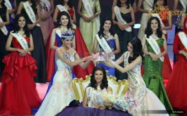 MISS INDONESIA 2017: Menjadi Miss Indonesia, Achintya Nilsen Masih Seperti Mimpi