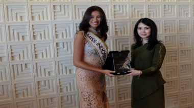 MISS INDONESIA 2017: Ini Cerita Achintya Nilsen soal Pengalaman Berkesan Selama Karantina