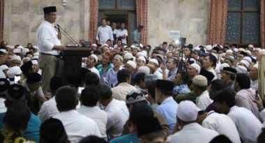 TOP NEWS (3): Anies Baswedan Tegaskan Tak Akan Melanjutkan Reklamasi di Jakarta