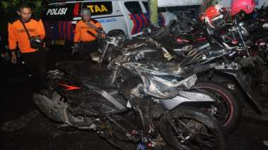 TOP NEWS (8): Kesaksian Penumpang Bus Pariwisata yang Terlibat Kecelakaan Beruntun