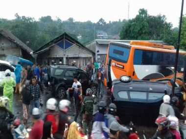 Pascakecelakaan, Bus Tak Layak Jalan Dilarang Melintasi Jalur Puncak