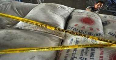 Tepuk Tangan! 500 Kg Gula Ilegal Disita Polres Kapuas Hulu