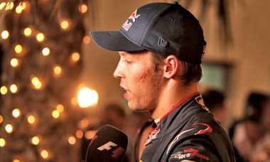 Jelang GP Rusia, Daniil Kvyat Kenang Tabrak Vettel Musim Lalu