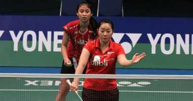 Capai Perempatfinal China Masters, Rizki/Tiara Singkirkan Greysia/Nitya Tampil di Kejuaraan Dunia 2017