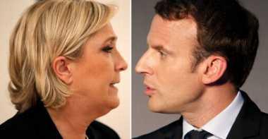 Hanya Dua Kandidat yang Melaju ke Putaran Kedua Pilpres Prancis, UE Unggulkan Macron