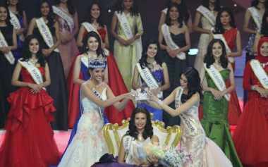 MISS INDONESIA 2017: Miss Banten Akui Sedari Awal Achintya Nilsen Telah Memiliki Kriteria MISS