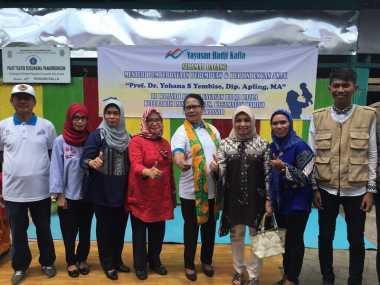 Warga Makassar Antusias Sambut Program Jelajah 3ENDS