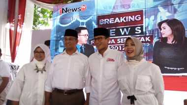 TOP NEWS (6): Ini Dia Keunggulan Anies-Sandi sehingga Layak Pimpin Jakarta
