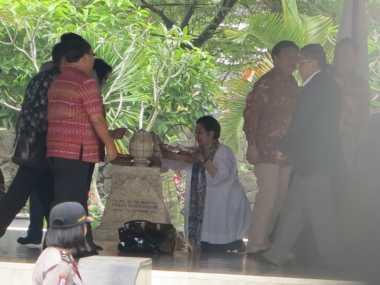 Megawati Didampingi Kepala BIN Ziarah ke Makam Bung Karno, Ada Agenda Khusus Lainnya?
