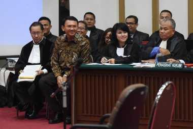 Tuntutan Jaksa terhadap Ahok Dinilai Sangat Memprihatinkan