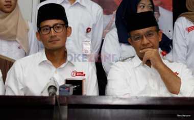 Mantap! Anies-Sandi Punya Kompetensi, Kapasitas, dan Leadership untuk Pimpin Jakarta