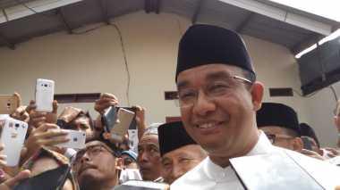 Anies Akan Temui Walikota DKI Setelah Keputusan KPU Keluar