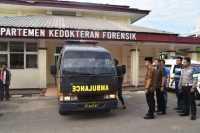 Kapolda Sumsel Benarkan Indra Korban Penembakan Polisi Meninggal Dunia
