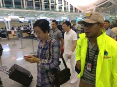 Buronan Interpol Chen Liang Diserahkan ke Polisi China