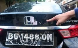 Tak Miliki Sim & Plat Mobil Palsu, Alasan Korban Penembakan Polisi Tak Mau Berhenti