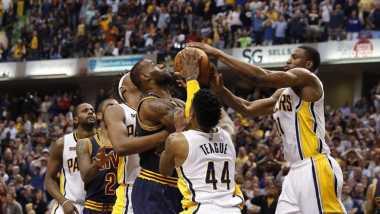 Kembali Hajar Pacers, Cavaliers Amankan Tiket ke Putaran Kedua Playoff Wilayah Timur