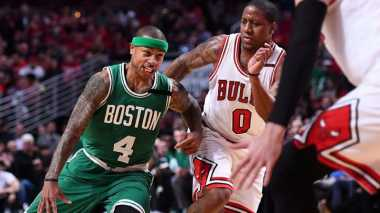 Celtics Curi Kemenangan di Markas Bulls