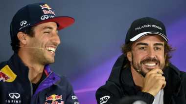 Tidak Tampil di GP Monaco, Ricciardo: Keputusan yang Dibuat Alonso Tepat!