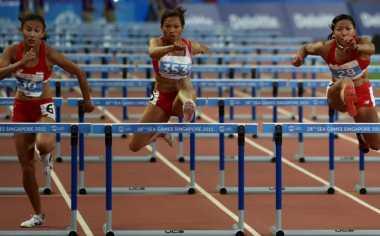 Tampil di ISG 2017, Emilia Tak Pasang Target Medali