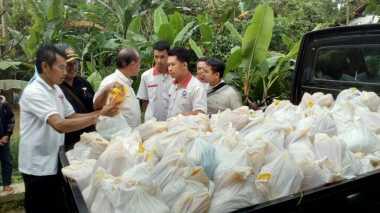 Mantap! Bazar Murah Perindo Bantu Masyarakat Batang
