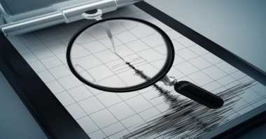 Gempa Berkekuatan 5,4 SR Guncang Tasikmalaya