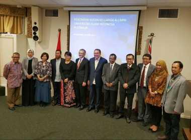 Ikatan Alumni UII Australia Akan Advokasi Napi Asal Indonesia