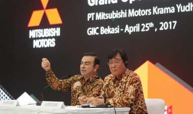 Produksi Lokal Pajero Sport & Small MPV Jadi Fokus Mitsubishi di Indonesia