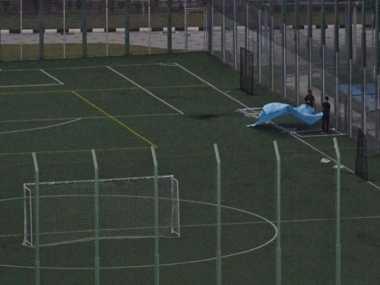 Astaga, Siswa di Singapura Meninggal Usai Tertimpa Gawang Bola