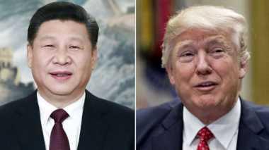 Kepada Presiden China, Trump Sebut Korut Kacaukan Situasi Semenanjung Korea