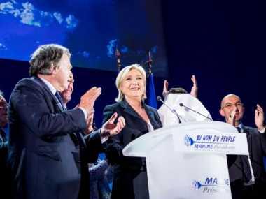Le Pen Mundur dari Jabatannya sebagai Pimpinan Parpol