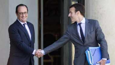 Presiden Prancis: Saya Dukung Emmanuel Macron