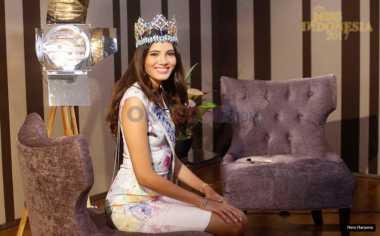MISS INDONESIA 2017: Arti Cantik Menurut Miss World 2016 Stephanie Del Valle