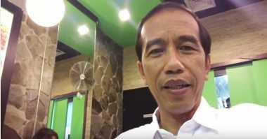 Ini Lho Alasan Jokowi Sering Nge-vlog